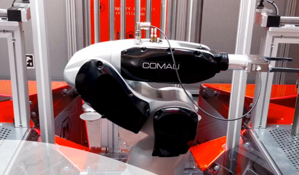 Comau + EUREKA SYSTEM (case107)
